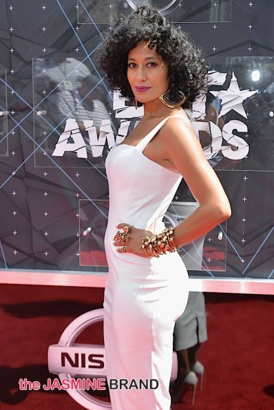 Tracee Ellis Ross: I'd love to be in a relationship, but it's not the point of how I choose to look or feel beautiful.