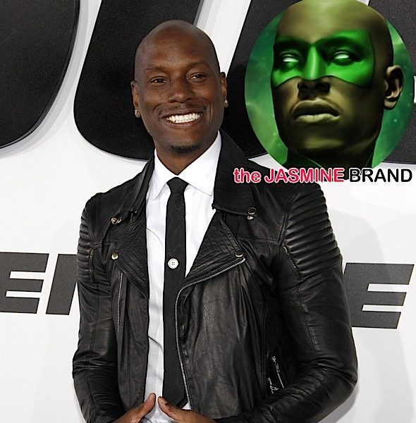 Tyrese Gibson Slams Forbes In Open Letter, After Being Shaded For 'Green Lantern': I expect an apology!