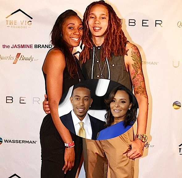Ludacris & Eudoxie Welcome Daughter Cadence + WNBA Stars Brittney Griner, Wife Glory Johnson Expecting First Child Together [Photos]