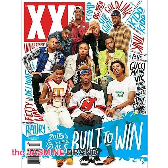 XXL Freshman Cover-the jasmine brand