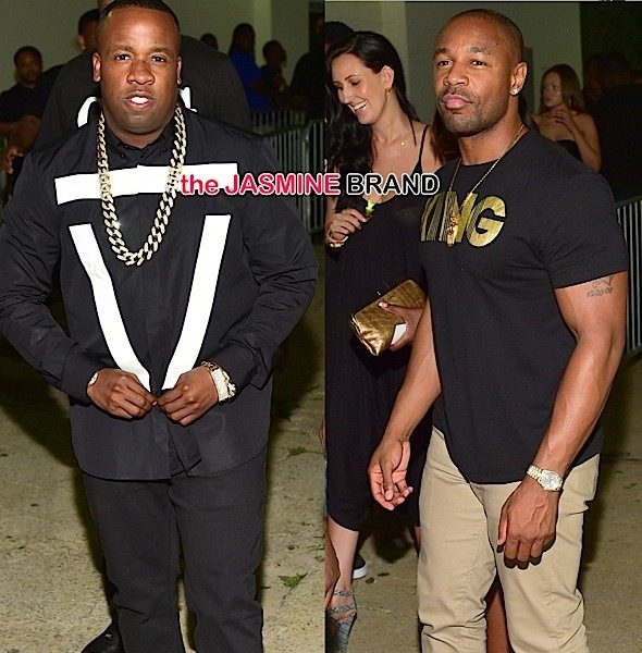 Spotted. Stalked. Scene. Tank & Yo Gotti Party At ATL's Compound [Photos]