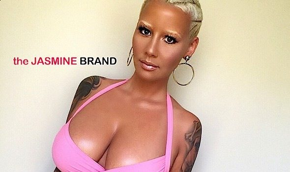 'Dancing and having fun doesn't make me a slut or a bad mom' Amber Rose Reacts To Slut Shaming Critics