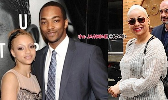 Anthony Mackie Secretly Marries Childhood Sweetheart, Sheletta Chapital + Raven Symone Talks Flubbing On 'The View'