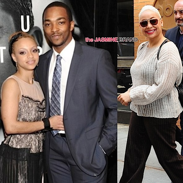 anthony mackie-marries childhood sweetheart-raven symone-the jasmine brand