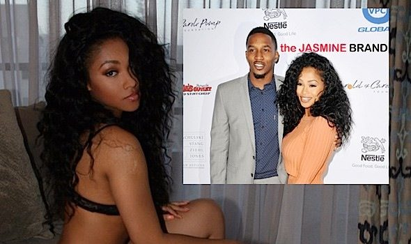 NBA Baller Brandon Jennings & Pregnant Girlfriend Split: I'm single & crushing on Eddie Murphy's Daughter!