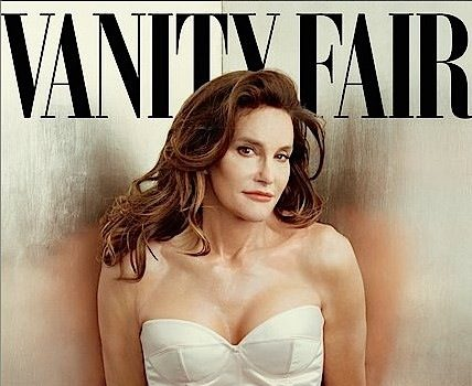 Bruce Jenner Introduces 'Caitlyn Jenner' In Vanity Fair [Photo]