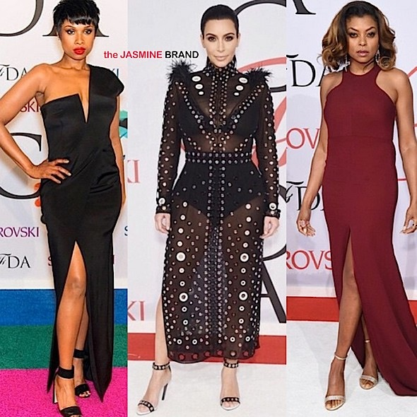 2015 CFDA Fashion Awards Winner List & Photos! Pharrell, Taraji P. Henson, Kim Kardashian, Janelle Monae, Jhene Aiko & More!