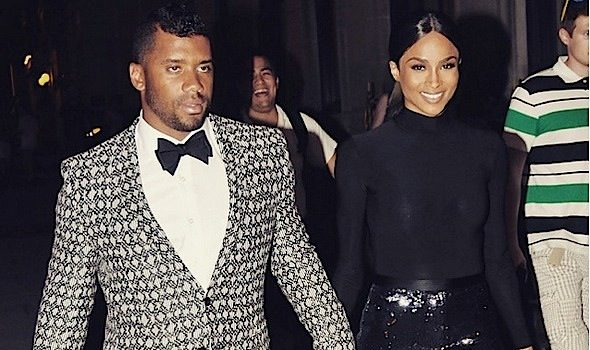 Cup Cakin' :: Ciara & Russell Wilson Hit White House For Prince Concert [Photos]