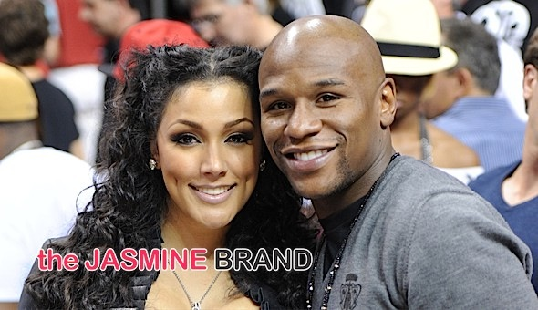 Floyd Mayweather Suing Ex Shantel Jackson: She Stole Money From Me!