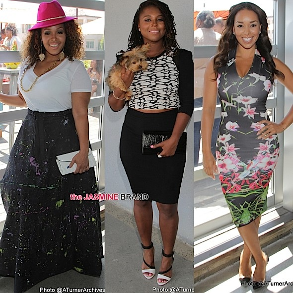 "Gloria Govan, Torrei Hart, Daniel ""Booby"" Gibson, Goo Goo Atkins Attend Power Brunch LA [Photos]"