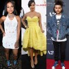 Karrueche Tran, Jada Pinkett-Smith, The Weeknd