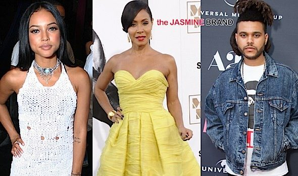 Jada Pinkett-Smith Hits 'Magic Mike XXL' Premiere, Karrueche Hosts Opera + The Weeknd Attends 'Amy' Premiere [Photos]