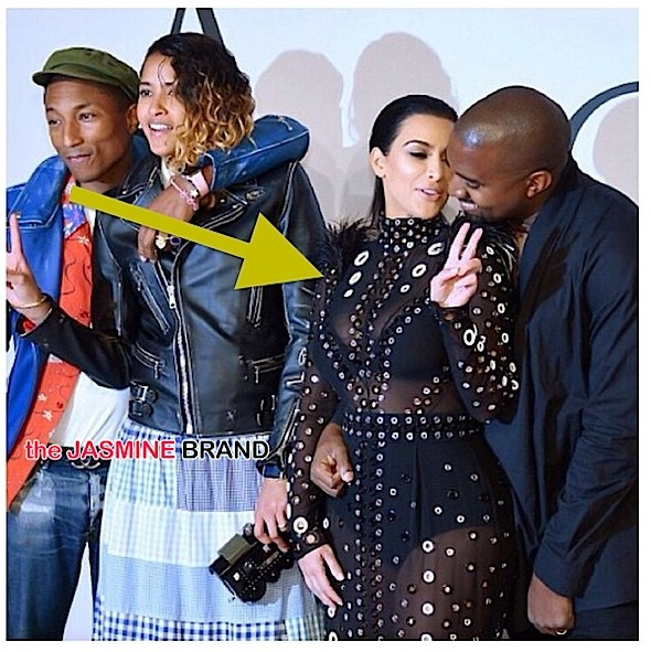 kim kardashian dress catches fire-the jasmine brand
