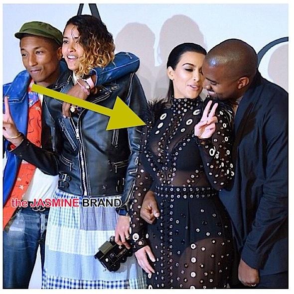 kim kardashian dress catches fire-the jasmine brand
