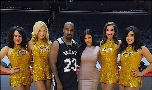 Kim Kardashian Spends 110K, Rents Out Staple's Center For Kanye West's Birthday [Photos]