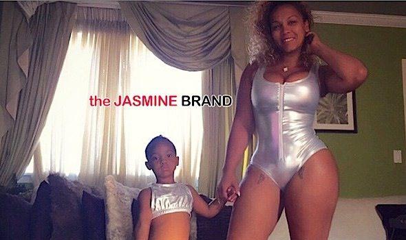 Ex-LHHNY Star Kimbella, Criticized For Posting Photo With Daughter in Bikini