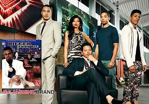 lee daniels-empire-terrence howard-taraji p henson-the jasmine brand