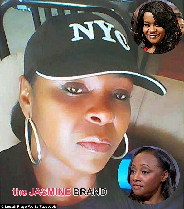 leolah houston-slams pat houston-bobbi kristina-the jasmine brand