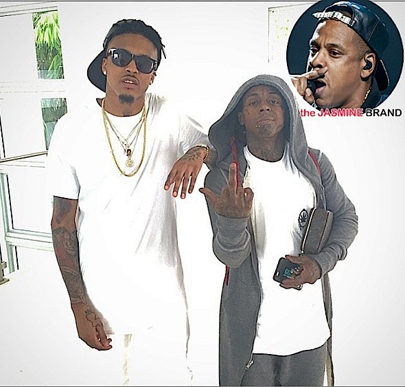 Lil Wayne Announces Deal With Jay Z + August Alsina Disappointed in New Orleans [VIDEO]