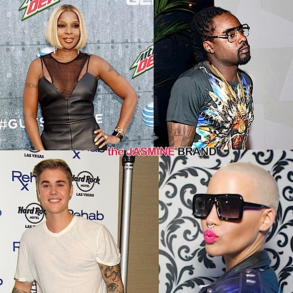 Instagram Videos: Mary J. Blige Catches the 'Holy Ghost', Photog Disrespects Kylie Jenner, Lauryn Hill Hits NYC + Wale, Dawn Richard, Miguel, Justin Bieber, Trey Songz, Kylie Jenner, Faith Evans, Amber Rose [WATCH]