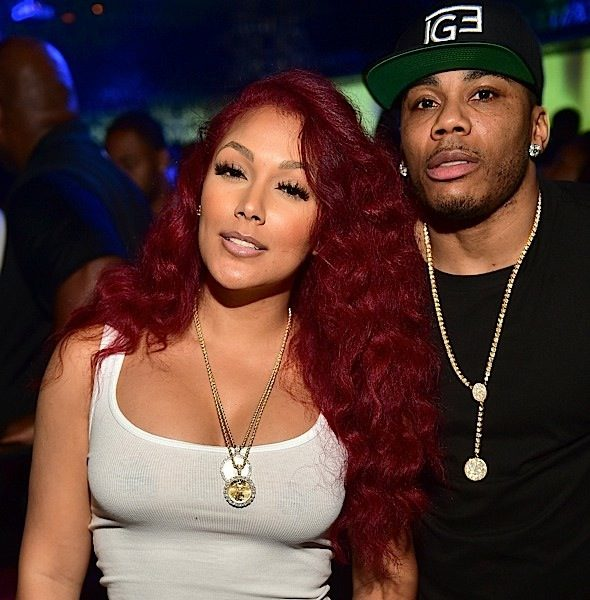 Nelly Professes Love To Shantel Jackson Amidst New Sexual Assault Charges