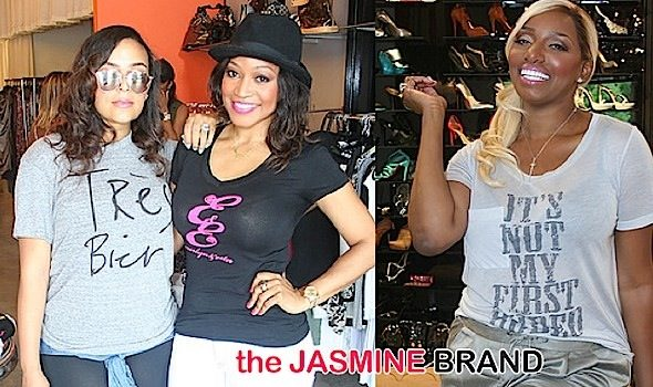 Ludacris' Wife Debuts Post-Preggo Body + NeNe Leakes Debuts Pop-Up Shop! [Photos]