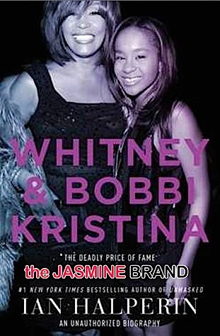 new book-claims whitney houston extorted-lesbian affair-the jasmine brand