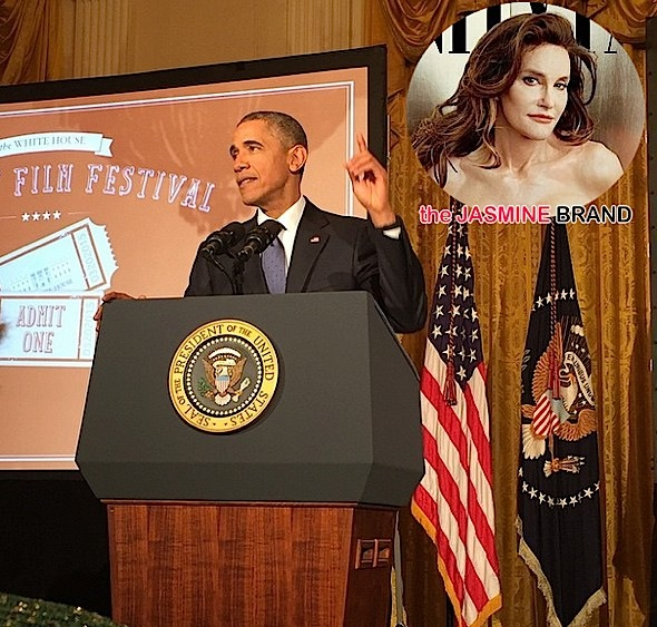 president obama-supports bruce jenner as caitlyn-the jasmine brand