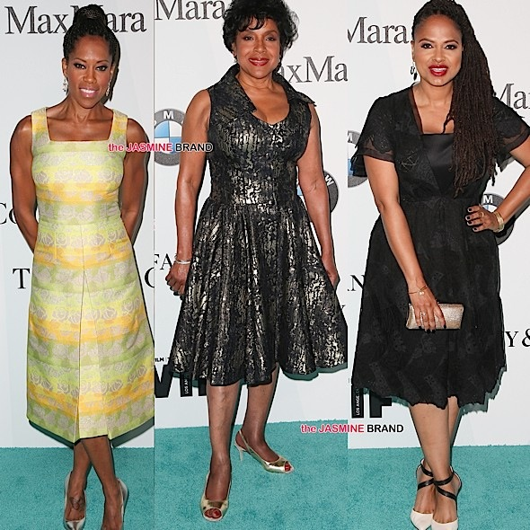 Women In Film's 2015 Crystal + Lucy Awards: Phylicia Rashad, Ava DuVernay, Regina King, Tamala Jones, Salli Richardson Whitfield Attend [Photos]