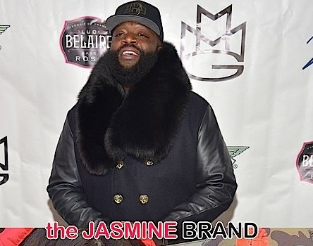Rick Ross Meets Friends In Jail, Bails Them Out + Kylie Jenner Working On Secret Album With Tyga?