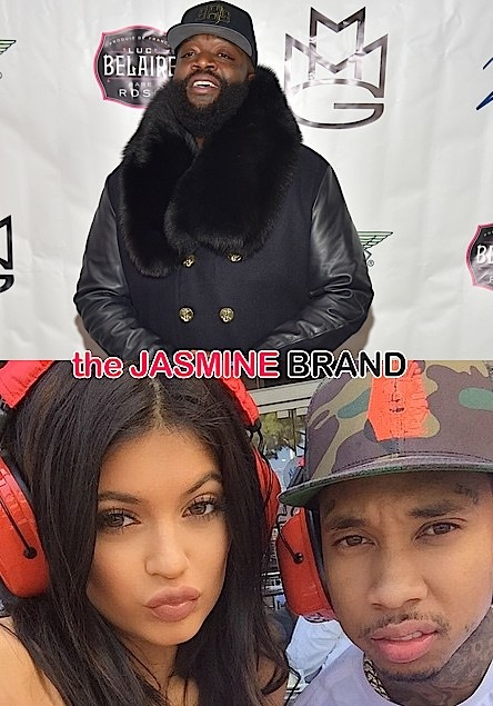 rick ross-tyga and kylie jenner-the jasmine brand