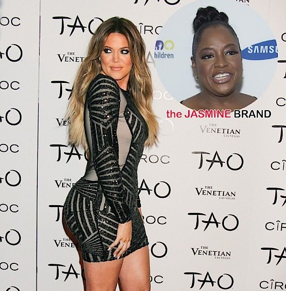 Shade or A Legitimate Question: Sherri Shepherd Questions Who Assisted Khloe Kardashian's Donk
