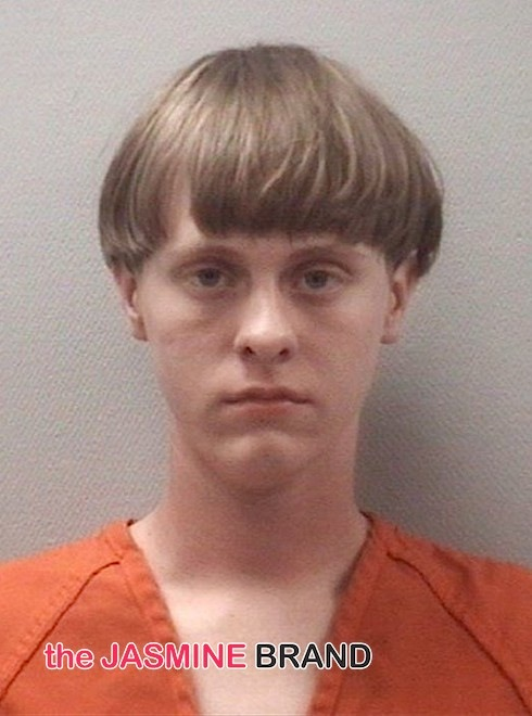 Suspect Dylann Storm Roof
