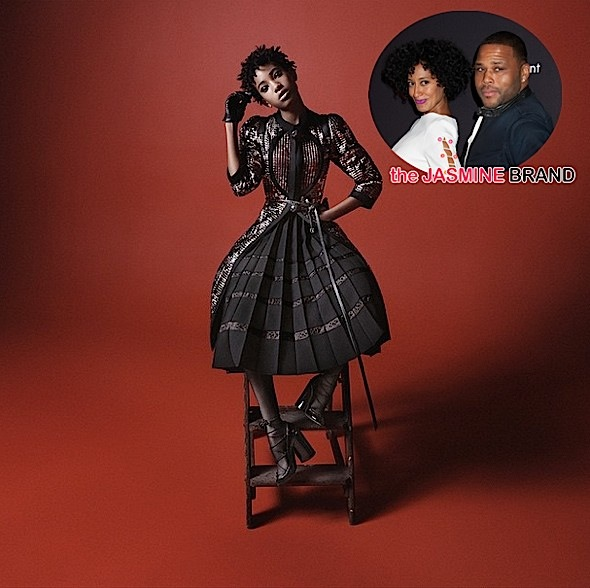 Willow Smith's the New Face For Marc Jacobs + BET Snags Tracee Ellis Ross & Anthony Anderson for BET Awards 2015!