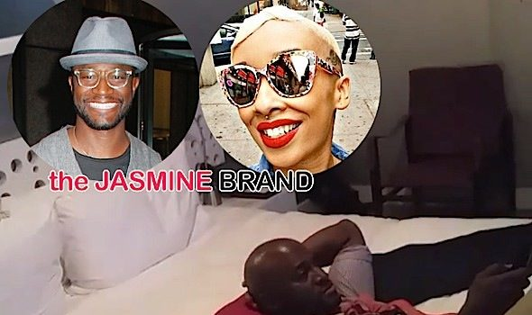 Woman Allegedly Exposes Taye Diggs On Instagram, Threatens to Leak Sex Tape [VIDEO]