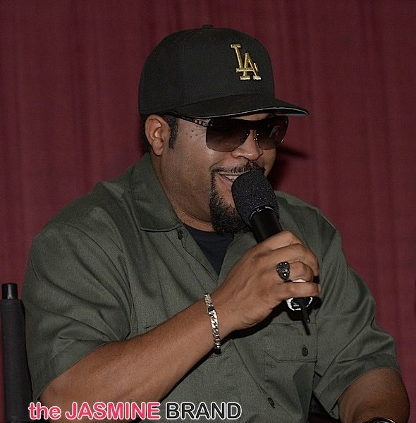 "Ice Cube Has No Issue With Tarantino Using The ""N"" Word In Films"