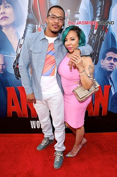T.I. Doesn't Want To Be Married: It's distracts me.