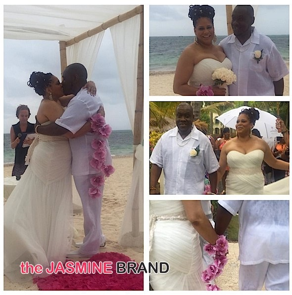 Actress Kim Coles Gets Married-the jasmine brand