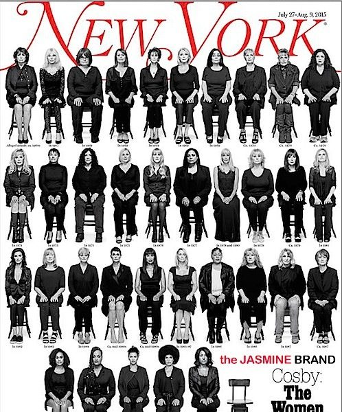 35 Women Cover New York Magazine, Talk Being Assaulted By Bill Cosby