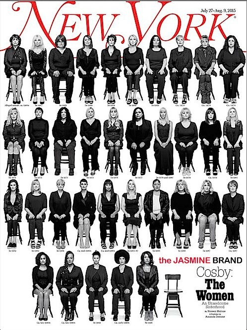Alleged Bill Cosby Victims Cover New York Magazine-the jasmine brand