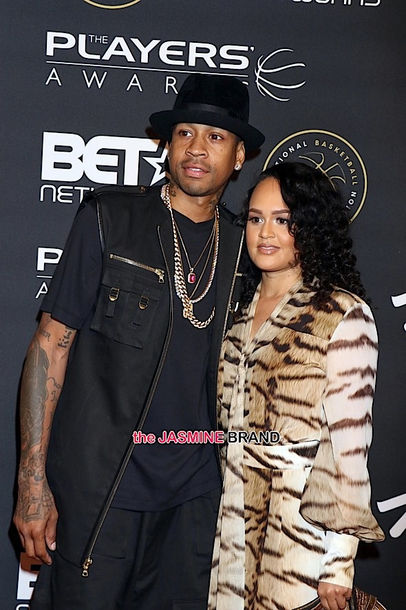 who is allen iverson dating 2015 A new book claims that nba star allen iverson was drunk when he let loose with one of the most famous tirades in american sports history allen iverson was drunk during his infamous 'practice' rant, a new book claims by kevin mcspadden june 5, 2015.