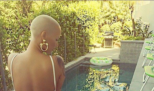 Amber Rose, Naturi Naughton, Dawn Richard & Claudia Jordan's Summer Figures Are Killer! [Booties, Boobies & Beauty]