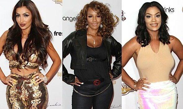 Jackie Christie Hosts 'Basketball Wives LA' Screening + Angel Brinks, Mehgan James, Somaya Reece, Shanice Wilson, Rob Riley Spotted [Photos]