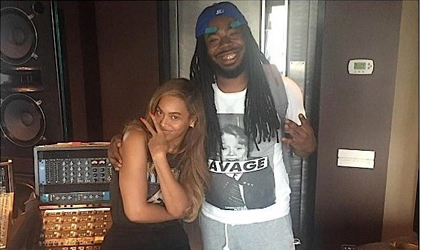 Beyonce Hits Studio With D.R.A.M., Jay Z Backstage With Chris Rock, Penelope & North Hug It Out + Regina King, Regina Hall, Natalie Nunn and Baby Bash! [Photos]
