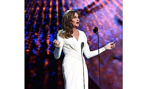 Watch Caitlyn Jenner's Emotional Speech at ESPY Awards [VIDEO]