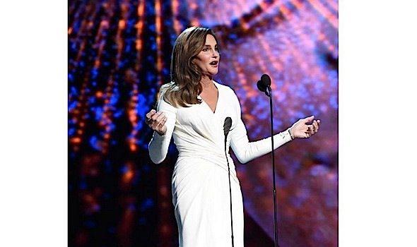 Watch Caitlyn Jenner's Emotional Speech at ESPY Awards [VIDEO]