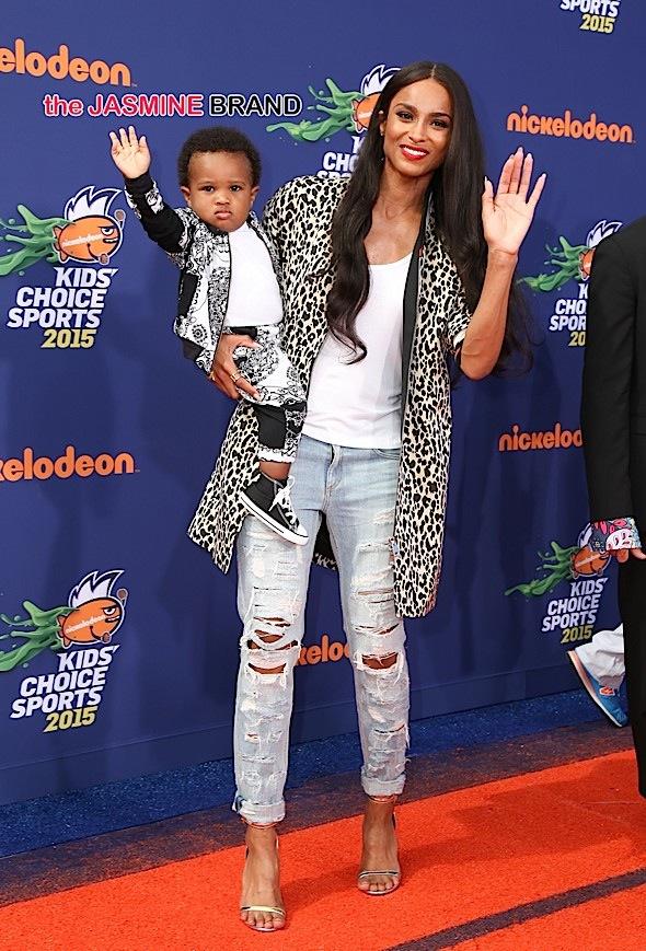 Baby Future, Ciara