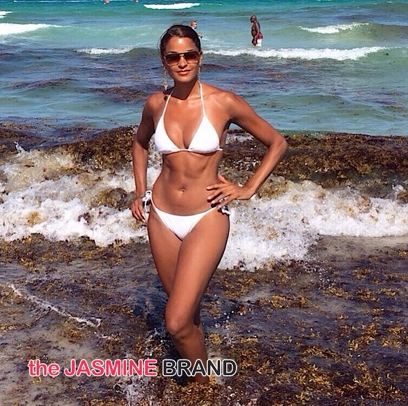 Claudia Jordan-bikin-the jasmine brand