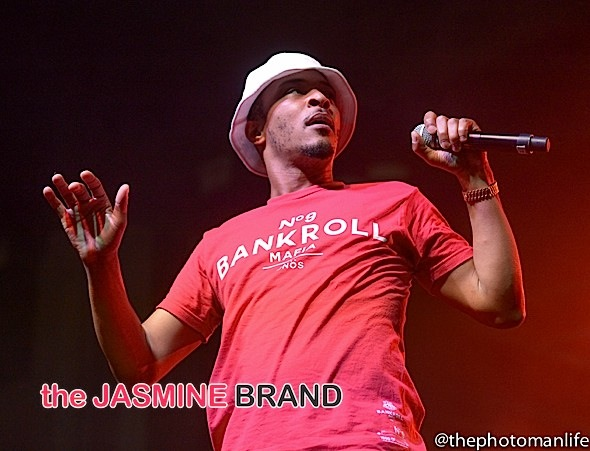EXCLUSIVE: T.I. No Longer Facing 390k Lawsuit Over Skipping High School Graduation Performance