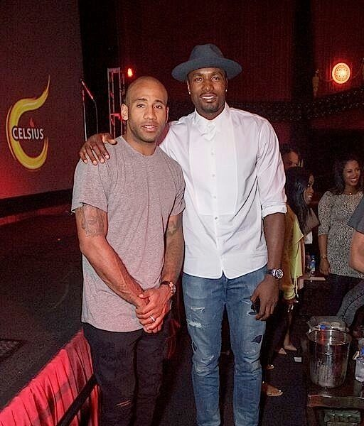 John Wall, Serge Ibaka, Brooke Valentine Spotted At 'All Def Comedy Live' [Photos]
